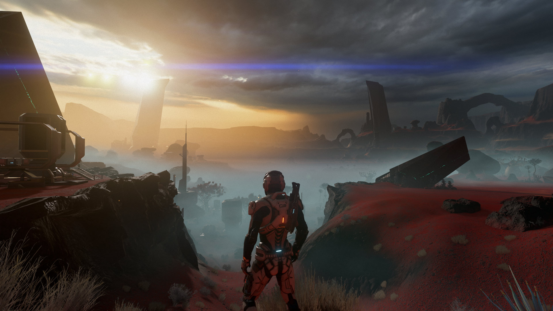 Mass Effect Andromeda : Early Trial Coming to EA/Origin Access